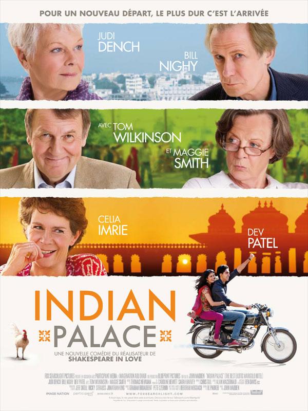 Indian palace, critique film, lyon, cinéma, blog