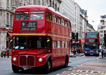 Les-bus-à-deux-étages-de-Londres-
