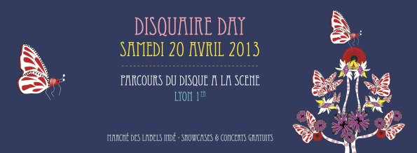 disquaire Day Lyon