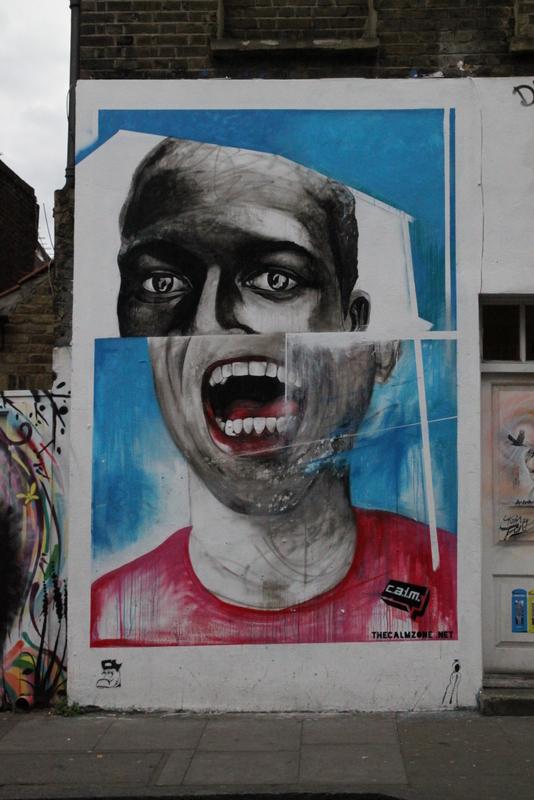 Street art Londres - 08 -