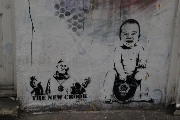 Street art Londres - 09 -