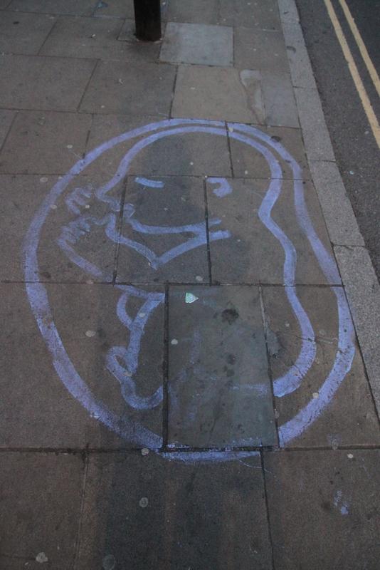 Street art Londres - 18 -