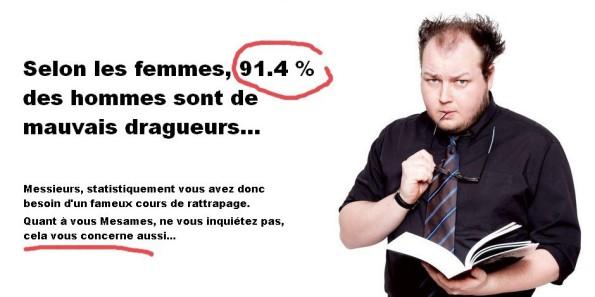 Avignon 05 - La drague pour les gros nuls