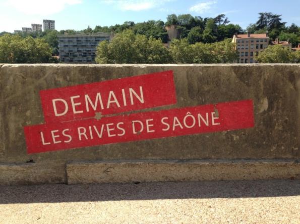 Lyon-rives-de-saône