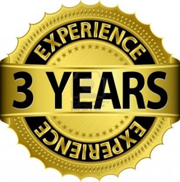 15656481-3-years-experience-golden-label-with-ribbon