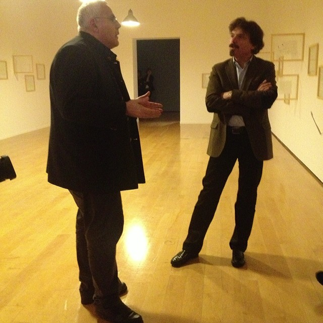 Richard Castelli et Thierry Raspail