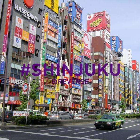 Tokyo Reverse Shinjuku