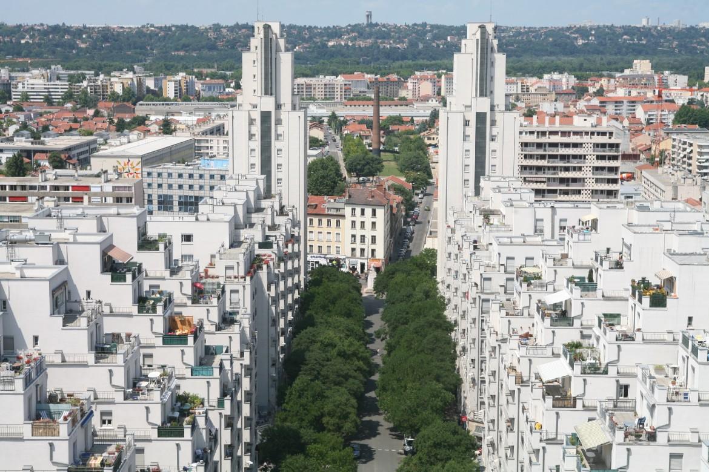 Gratte-ciel - crédit photo Gilles Michallet