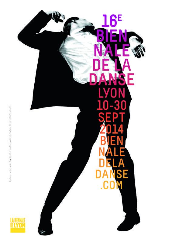 Visuels Biennale de la Danse