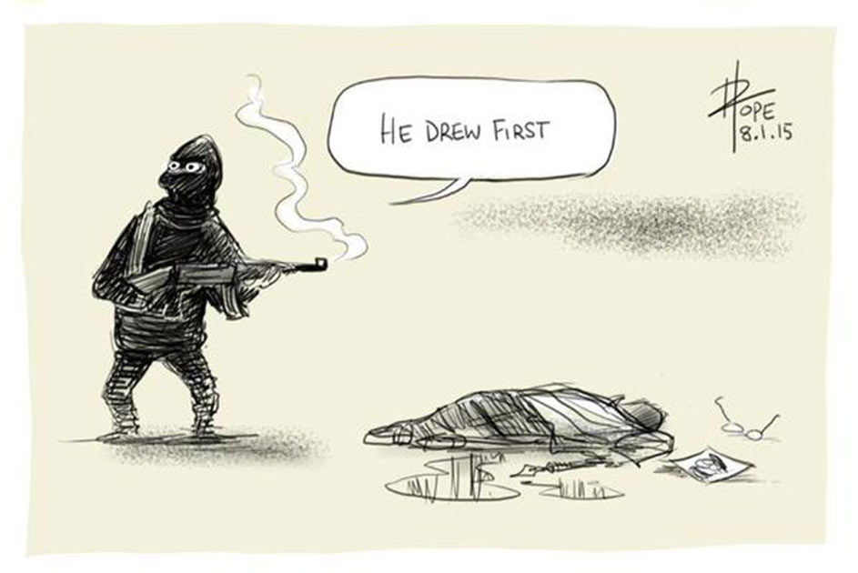 David Pope - The Canberra Time - Australie