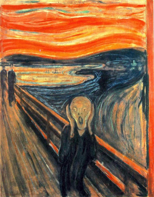 Le-Cri-Edvard-Munch