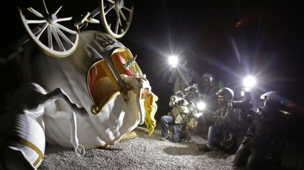 Banksy-Dismaland-06-Yui Mok-PA Wire-Associated Press