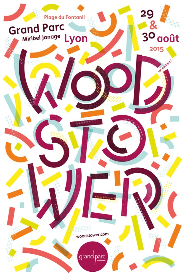 Woodstower-affiche