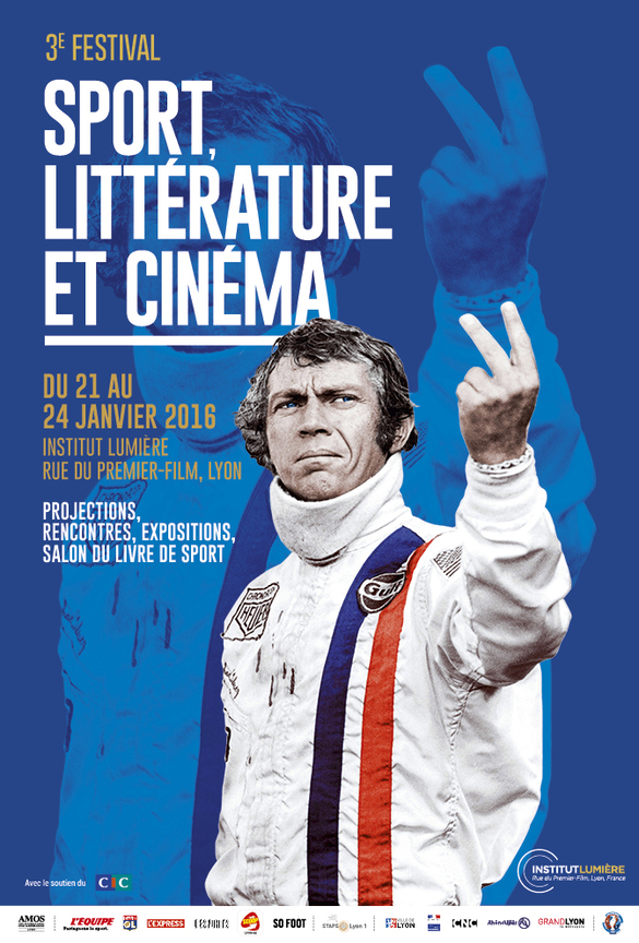 Sport-Littérature-cinéma